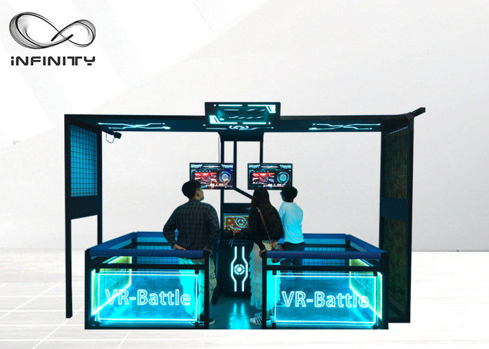 Interactive VR Standing Platform / 360 Degree Electric Vibration Platform